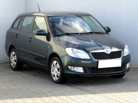 Škoda Fabia, 2011