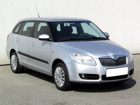 Škoda Fabia, 2008