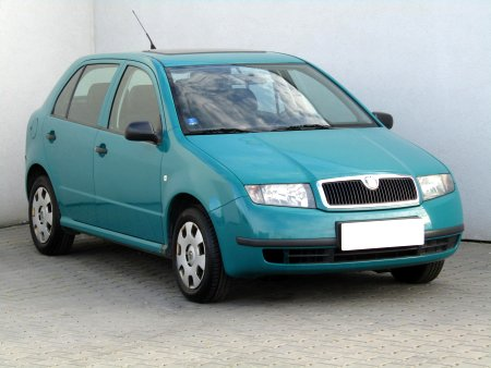 Škoda Fabia, 2003