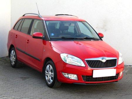Škoda Fabia, 2010