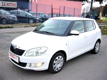Škoda Fabia, 0