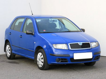Škoda Fabia, 2006