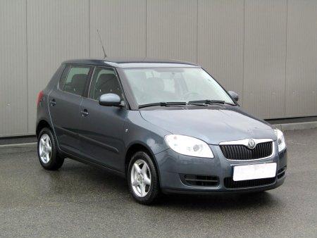Škoda Fabia, 2009