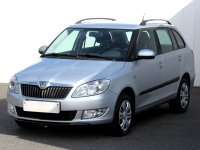 Škoda Fabia, 2010 - pohled č. 3