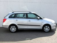 Škoda Fabia, 2010 - pohled č. 4