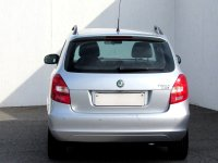Škoda Fabia, 2010 - pohled č. 6