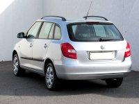 Škoda Fabia, 2010 - pohled č. 7