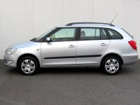 Škoda Fabia, 2010 - pohled č. 8