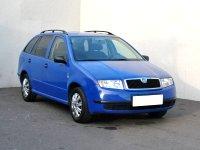 Škoda Fabia I, 2001 - celkový pohled