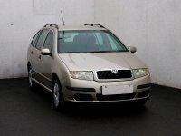Škoda Fabia I, 2006 - celkový pohled