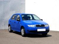 Škoda Fabia I, 2003 - celkový pohled