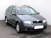 Škoda Fabia I, 2007 - celkový pohled