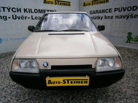 Škoda Favorit, 1989