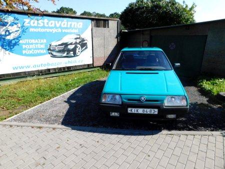 Škoda Favorit, 1992