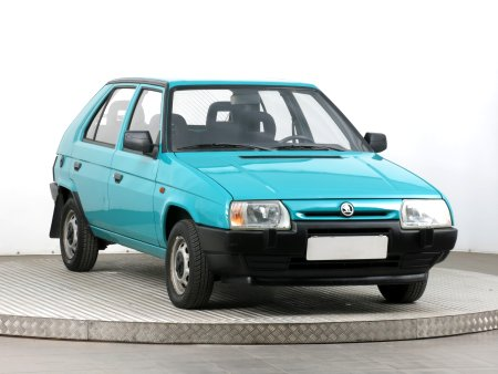 Škoda Favorit, 1993