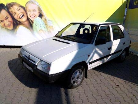 Škoda Favorit, 1990