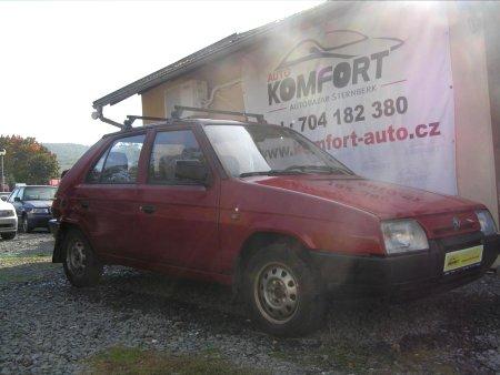 Škoda Favorit, 1988