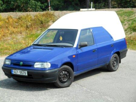 Škoda Felicia Pick-Up, 1998