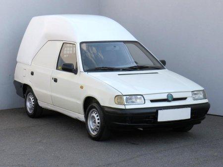 Škoda Felicia Pick-Up, 1999