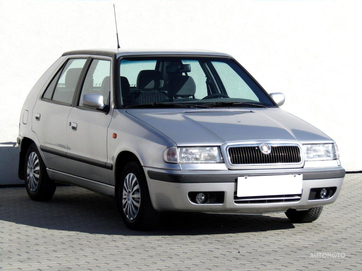 Škoda Felicia, 2000 - celkový pohled