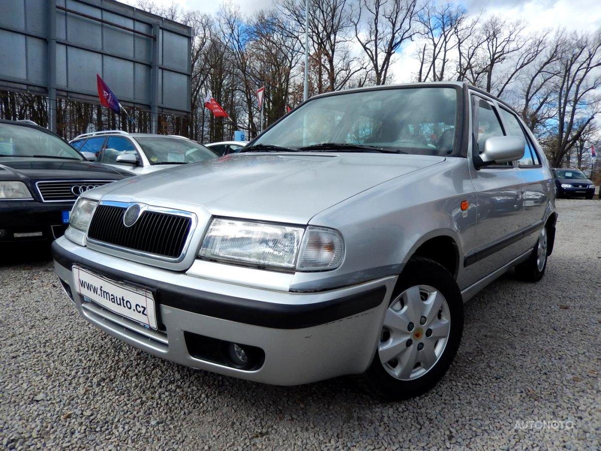 Škoda Felicia, 2001 - celkový pohled