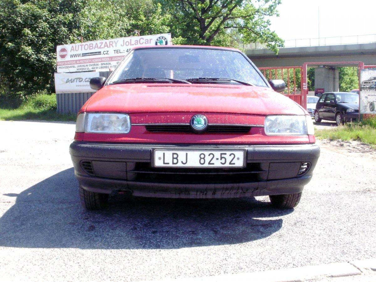 Škoda Felicia, 1995 - celkový pohled