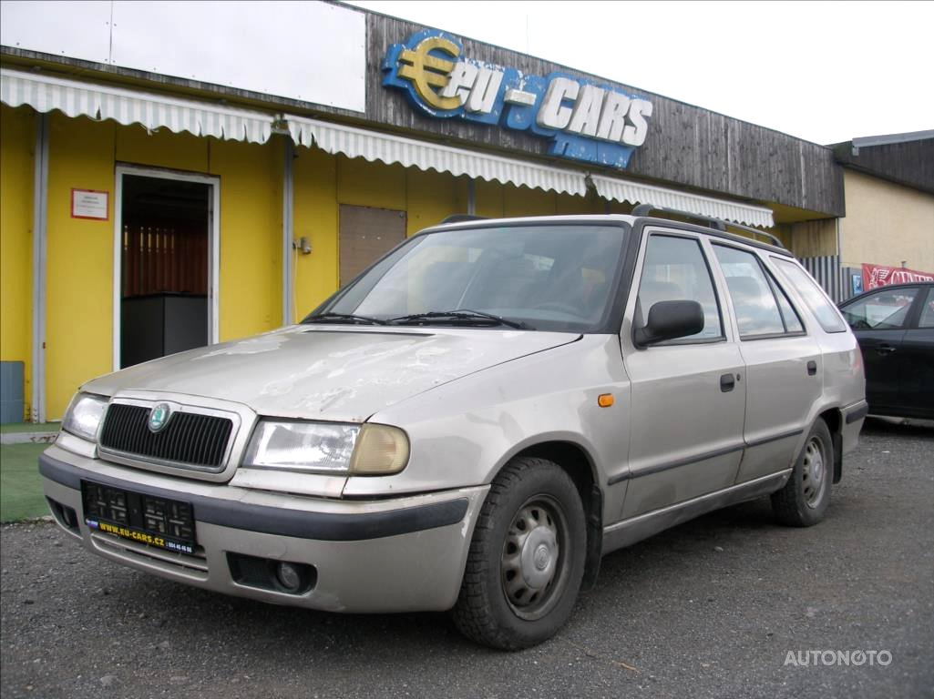 Škoda Felicia, 1996 - celkový pohled