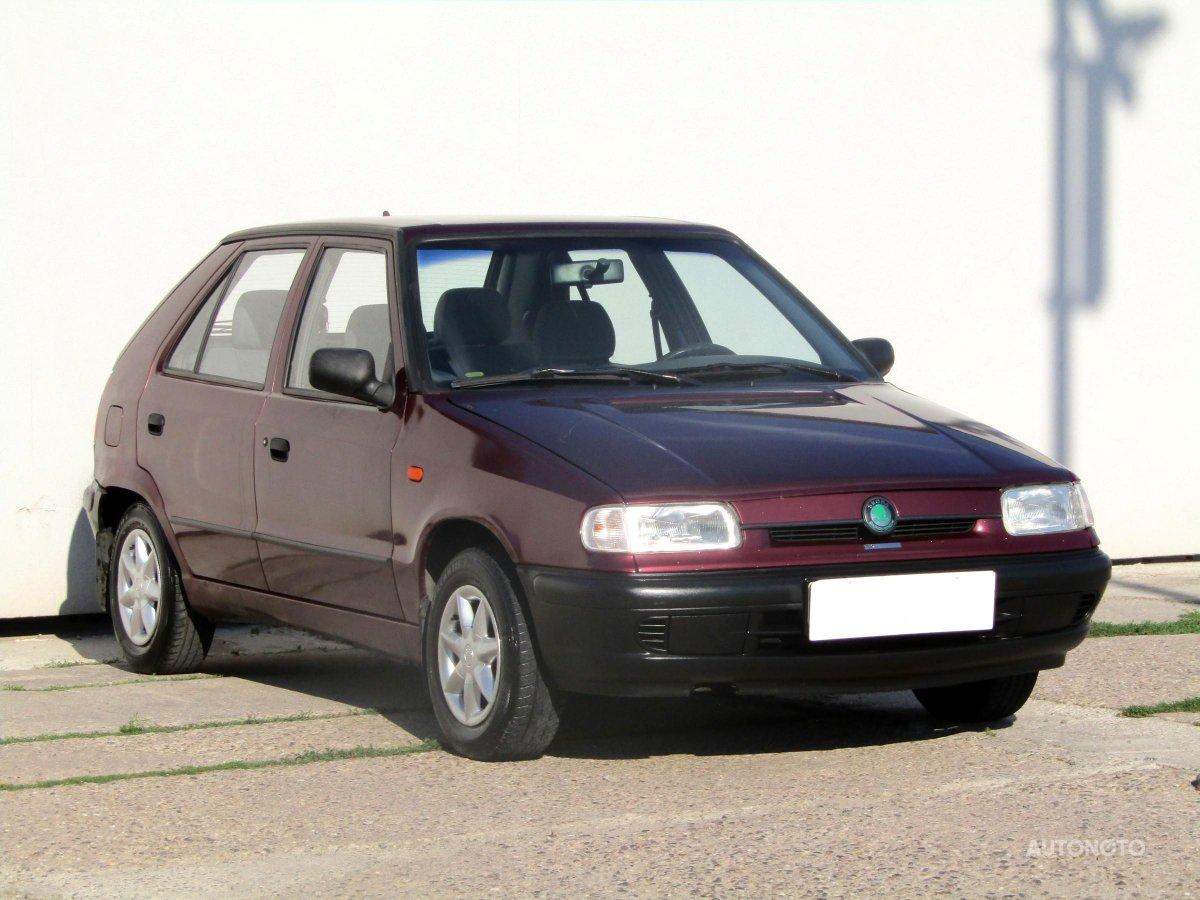 Škoda Felicia, 1997 - celkový pohled
