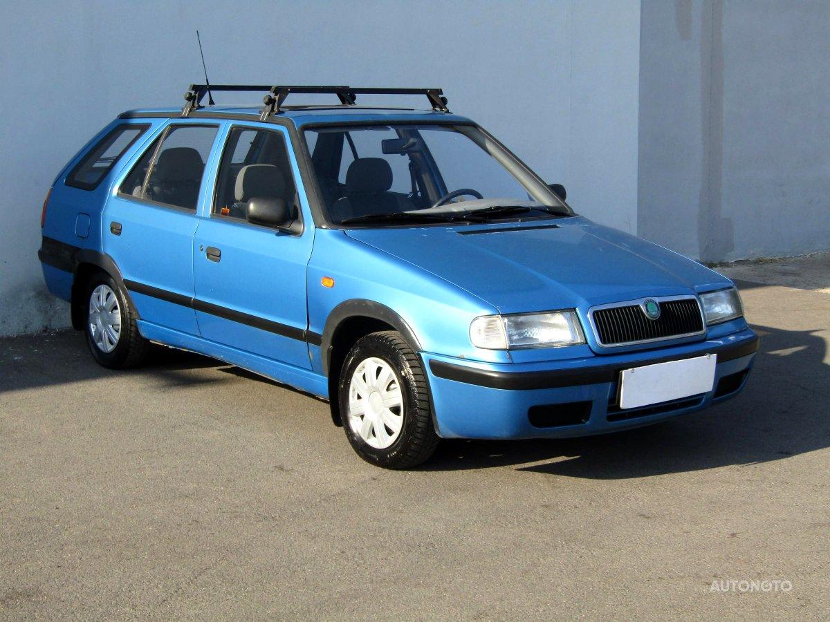 Škoda Felicia, 1999 - celkový pohled