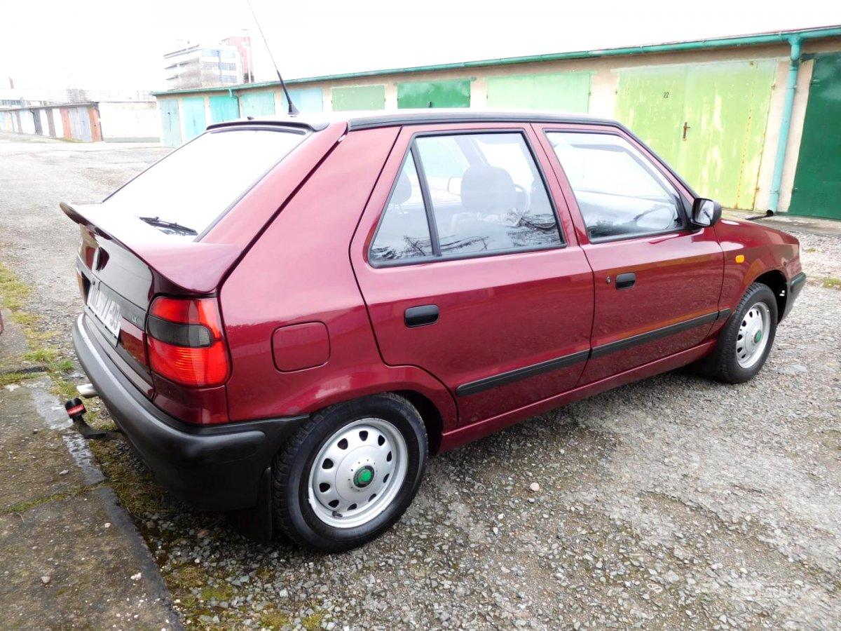 fotogalerie Škoda felicia 1996 autonotocz