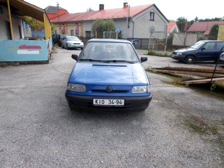 Škoda Felicia, 1996