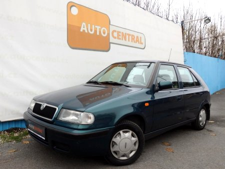 Škoda Felicia, 2001