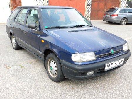 Škoda Felicia, 1997