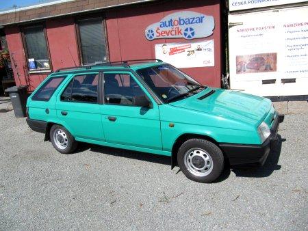 Škoda Forman, 1993