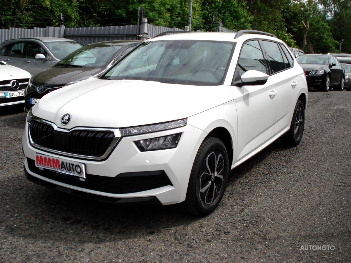 Škoda Kamiq, 2020 - celkový pohled