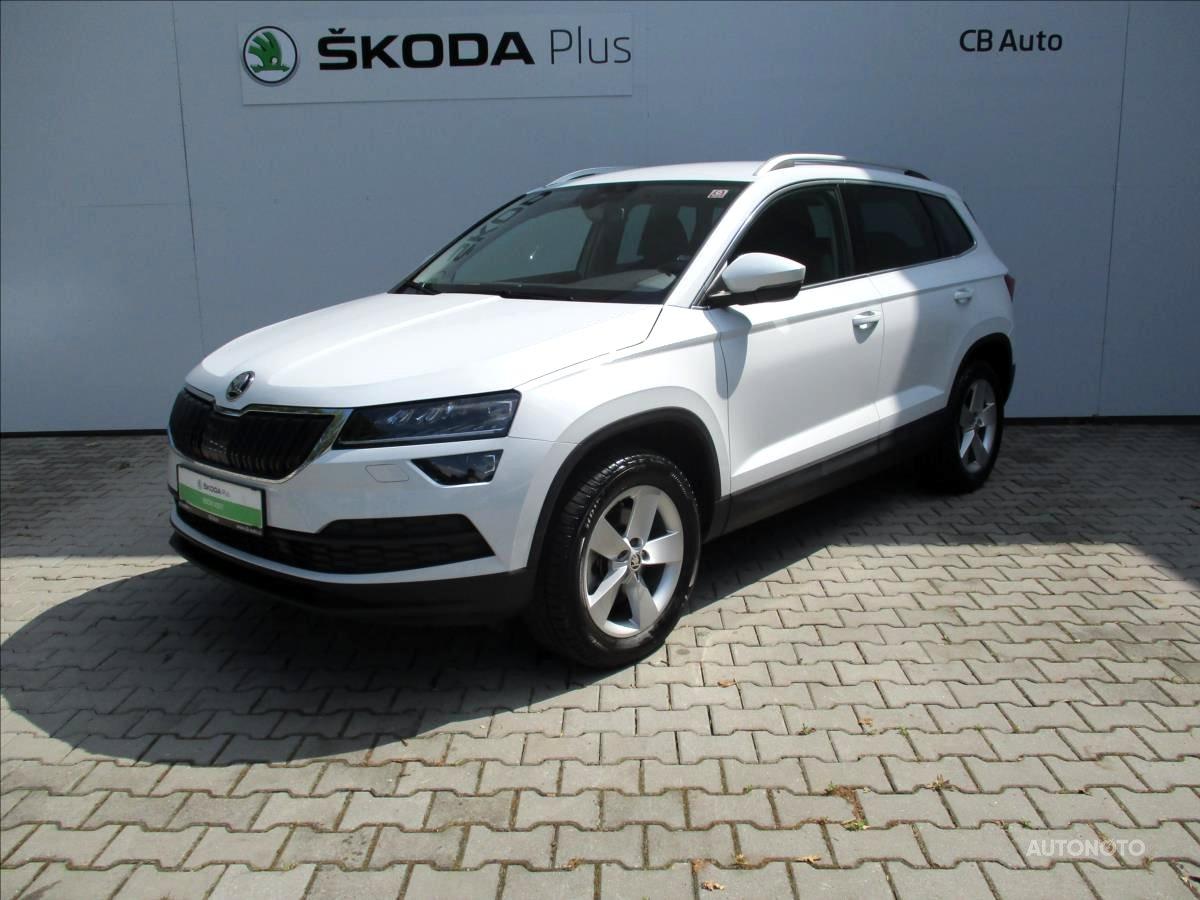 Škoda Karoq, 2017 - celkový pohled