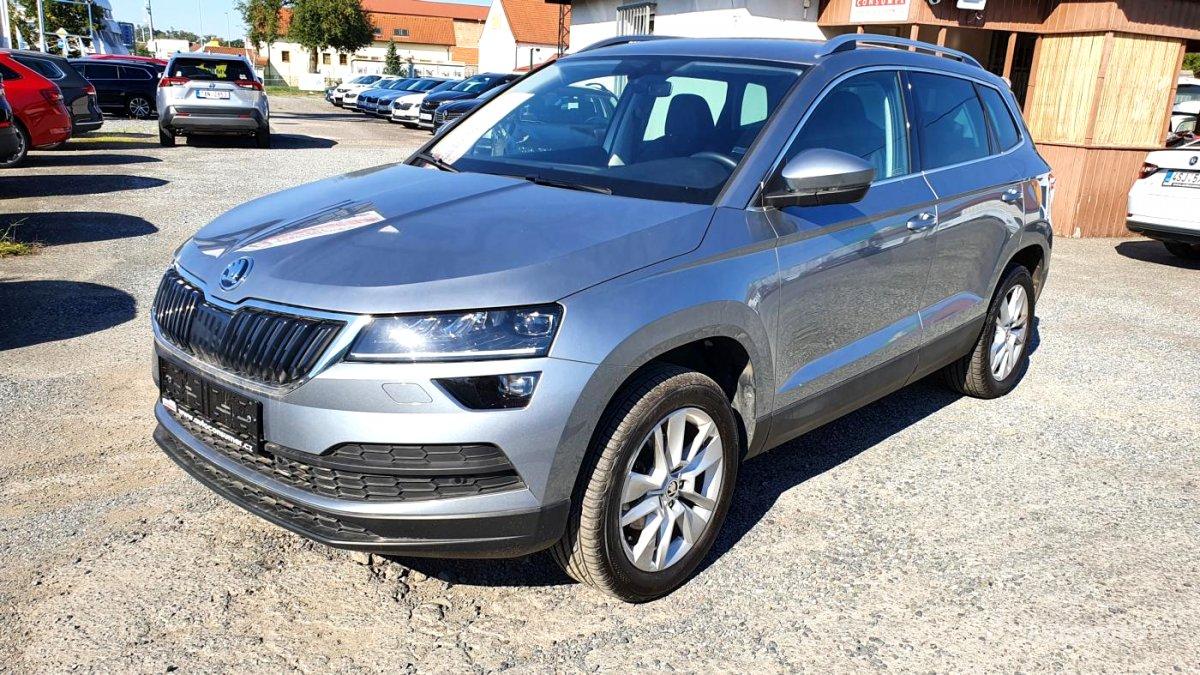 Škoda Karoq, 2019 - celkový pohled