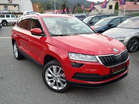 Škoda Karoq, 2017