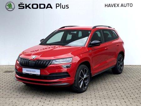 Škoda Karoq, 2019