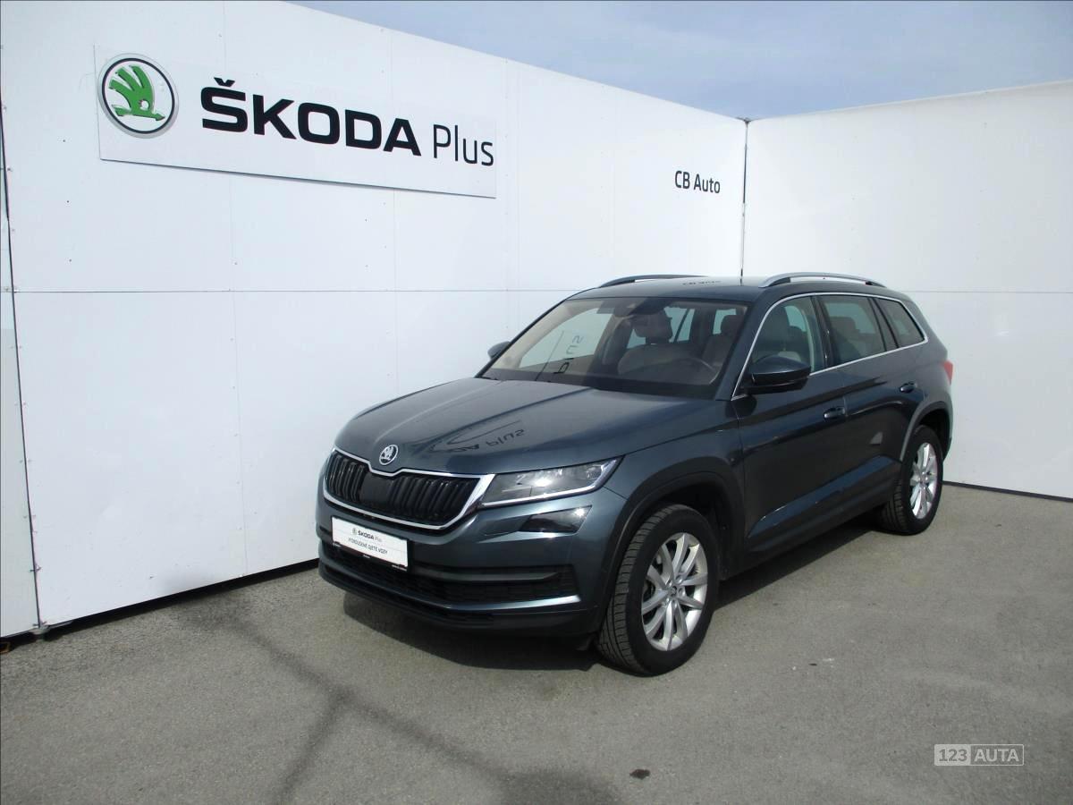 Škoda Kodiaq, 2017 - celkový pohled