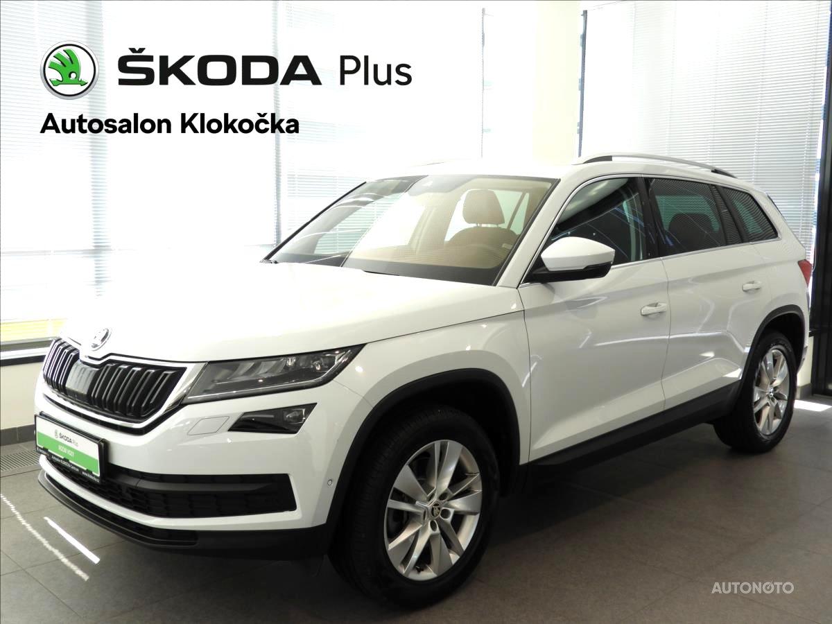 Škoda Kodiaq, 2018 - celkový pohled