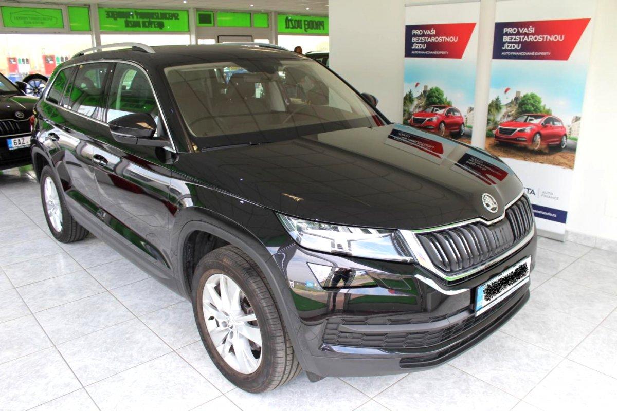 Škoda Kodiaq, 2019 - celkový pohled