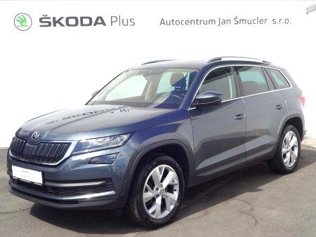 Škoda Kodiaq, 2017