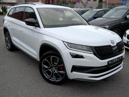 Škoda Kodiaq, 2019