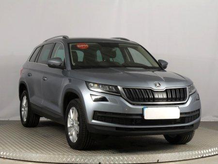 Škoda Kodiaq, 2018