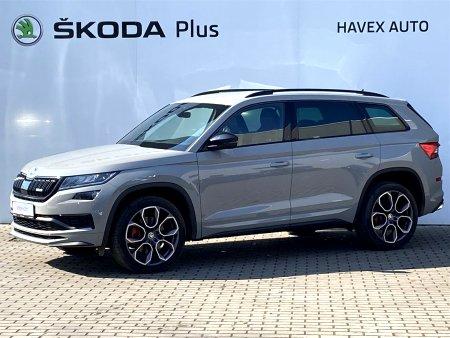 Škoda Kodiaq, 2020