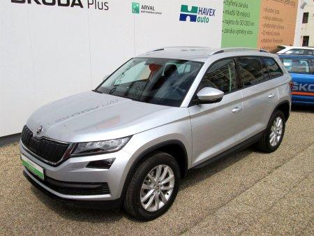 Škoda Kodiaq, 2016