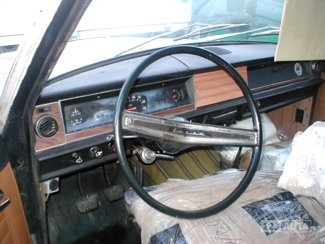 Škoda Octavia Combi, 1999 - celkový pohled