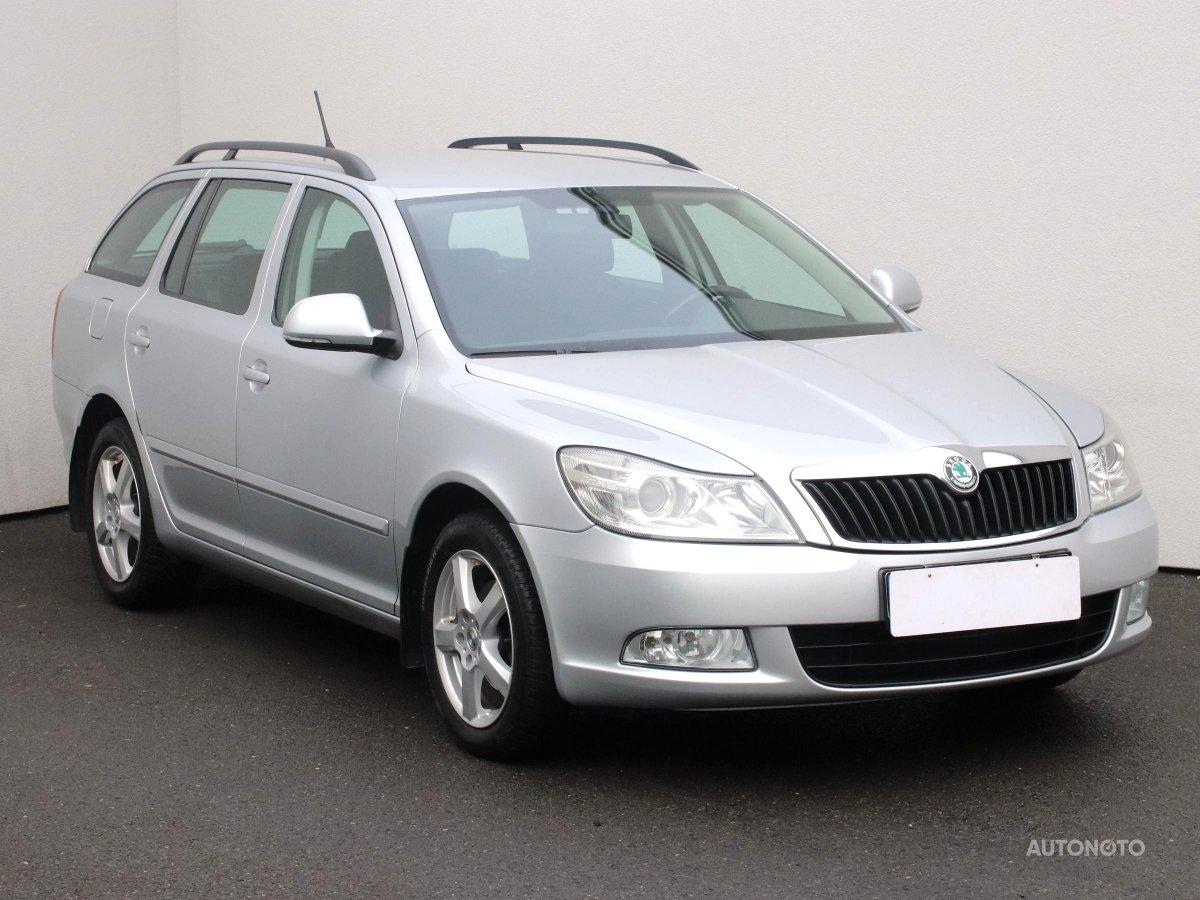 Škoda Octavia II, 2013 - celkový pohled