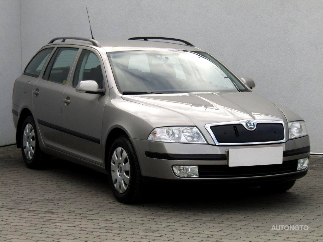 Škoda Octavia II, 2008 - celkový pohled